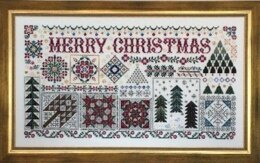 Rosewood Manor Christmas Quilts - RMS1109 -  Leaflet
