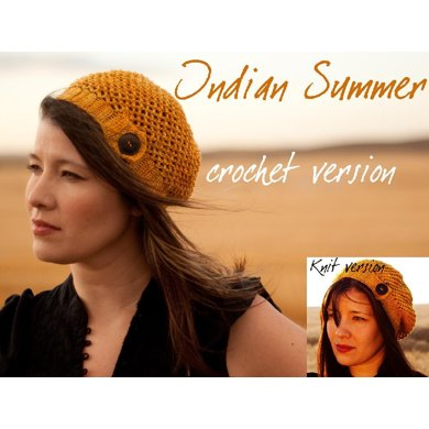 Indian Summer (Crochet Version)