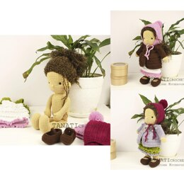 Waldorf doll - Without clothing!