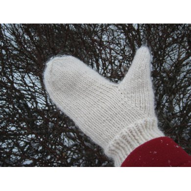 Elf Fit Mittens