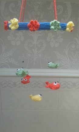 Sweet Little Fishes Mobile