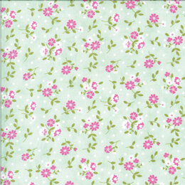 Moda Fabrics Canning Day Cut to Length - Droplet Apron Strings