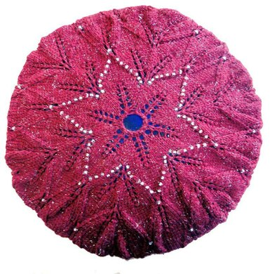 Starflower Beret