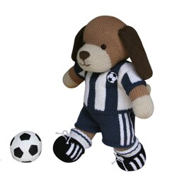 Football Kit (Knit a Teddy)