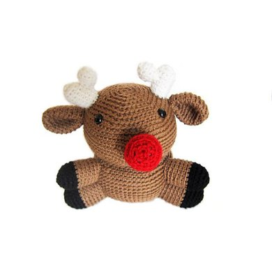 Rudolph the Reindeer Crochet pattern by Stacey Trock | Knitting ...