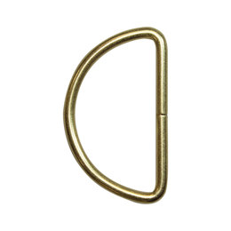 Elan Gold D-ring - 38mm
