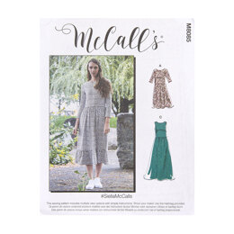McCall's Misses' Dresses M8085 - Sewing Pattern