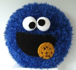 Cookie Monster Pillow