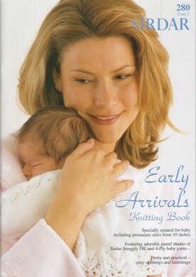 Early Arrivals Knitting Book - 280