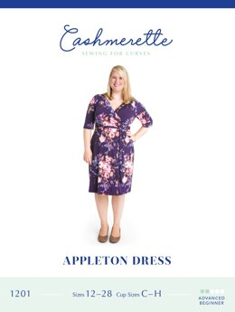Cashmerette Appleton Dress 1201 - Sewing Pattern
