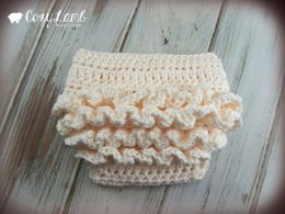 Ruffle Bum Diaper Cover