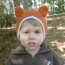 Critter Society Ear Warmers - Fox