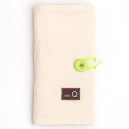 della Q Interchangeable Needle Case-Natural Collection