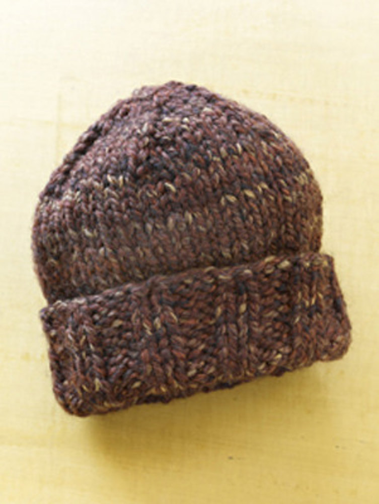 Sparrow Creek Hat In Lion Brand Wool Ease Thick Amp Quick