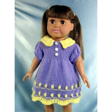 My Old Fashioned Baby Doll Knitting Patterns Fit American Girl And