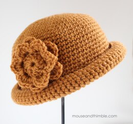 Tupelo Flower Hat US TERMS 1623