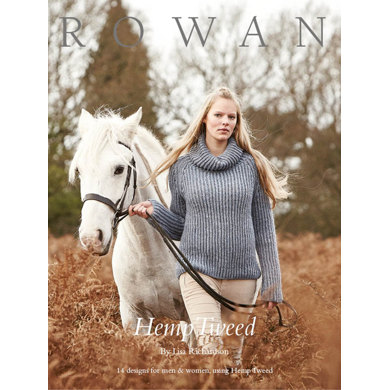 Hemp Tweed Collection by Rowan