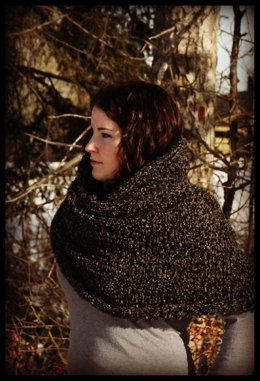 Cold Haven - Infinity Cowl, Scarf & Wrap
