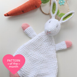 Cuddly Bunny Comforter