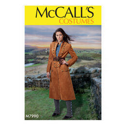 McCall's Misses' Costume M7990 - Sewing Pattern