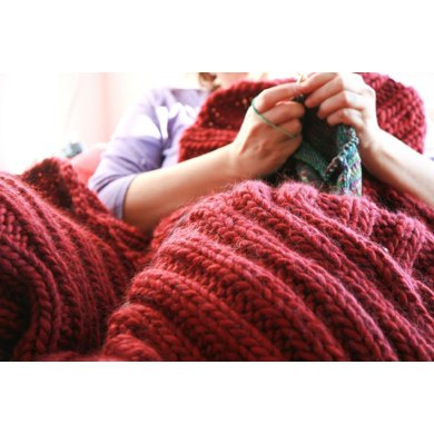 A Blanket For Seriously Cold People