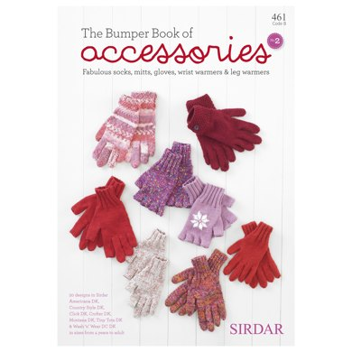 The Bumper Book of Accessories II by Sirdar - 461