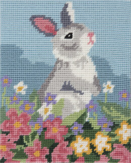 Anchor Starter: Rabbit Tapestry Kit