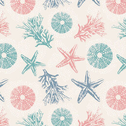 Craft Cotton Company Driftwood - Fossils