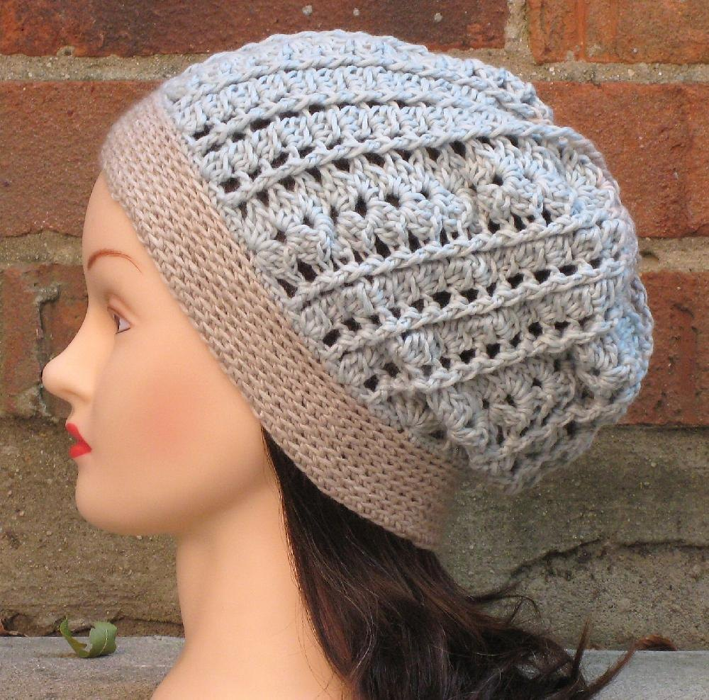 Charlotte Slouchy Beanie Crochet pattern by Justine Walley ...