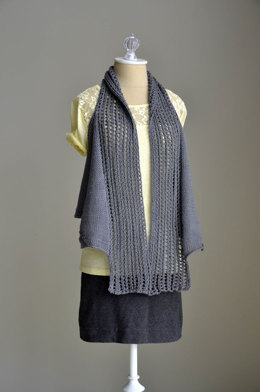 Pathways Vest in Universal Yarn Cotton Supreme