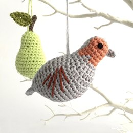 Partridge in a Pear Tree Set