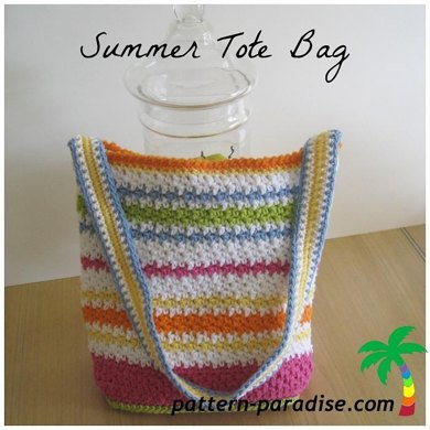 Summer Time Tote