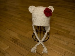 Teddy Bear Adult Hat 7 in 1 Pattern Quick and Easy
