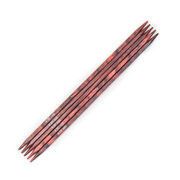 KnitPro Cubics Double Point Needles 20cm (Set of 5)
