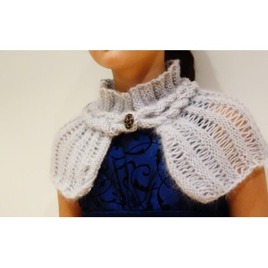 Covent garden caplet knitting pattern by camexiadesigns for Hobo designs covent garden