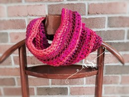 One, Two, Three Drop Cowl