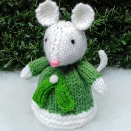 Mistletoe Mouse - Chocolate Orange Cover