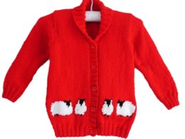 Child's Sheep Jacket
