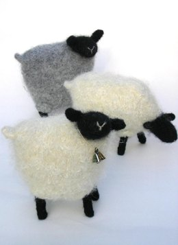 Woolly Sheep Pattern