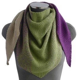 Crochet Scarf in Wendy Evolution - Downloadable PDF