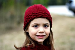 Avalon Cabled Hat