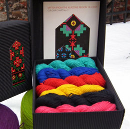 Knit Like a Latvian Knitting Kit - Kurzeme