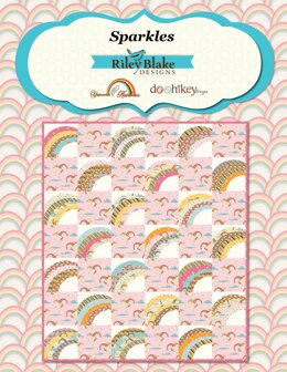Riley Blake Sparkles - Downloadable PDF
