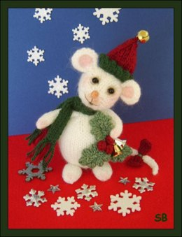 Holly the Christmas mouse