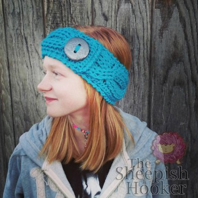 Twisted Cables Headband