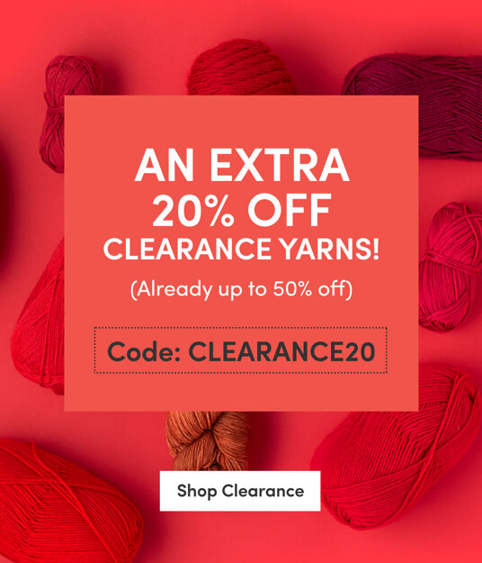 Grab an extra 20 percent off Clearance! Code: CLEARANCE20