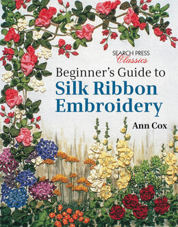 Search Press Beginner's Guide to Silk Ribbon Embroidery - 1013190 -  Leaflet