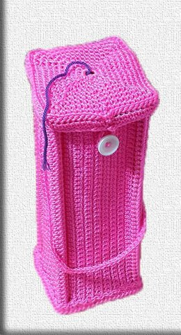 Tall Yarn Caddy
