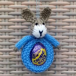 Swinging Bunny Creme Egg Tummy