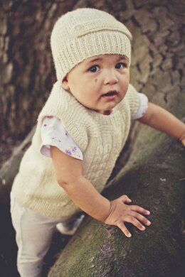 Aubery Vest and Hat - Bc54